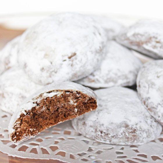 Pfeffernüsse Cookies plus 25 other Christmas recipes