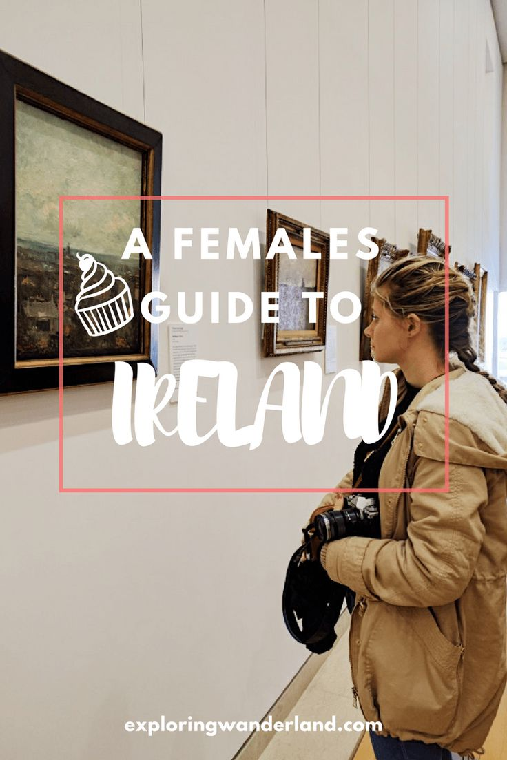 Travel to Ireland as a female traveller with Brooke, as she takes you through her experience on what it was like to be a female travelling in Ireland.