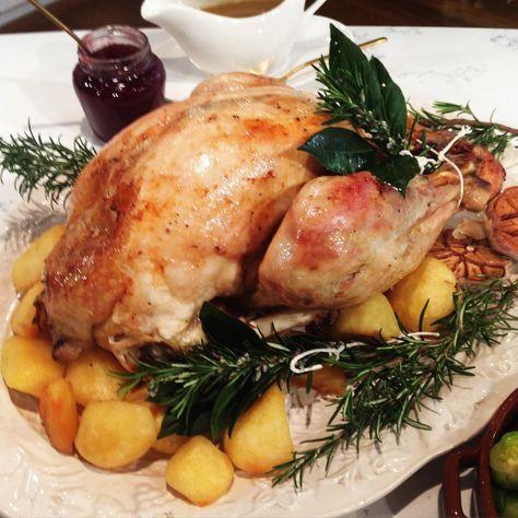 Phil Vickery's perfect roast turkey | Food | This Morning