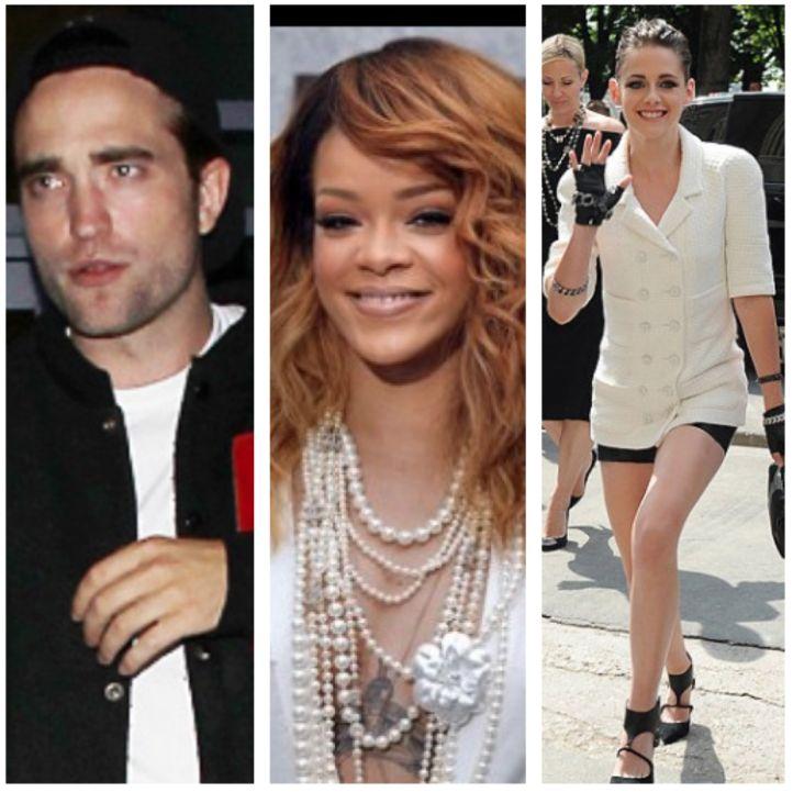 Robert Pattinson Attends Beyonce Concert + Kristen Stewart & Rihanna Look Fabulous For Chanel in Paris! [PHOTOS]  (josalynmonet.com)