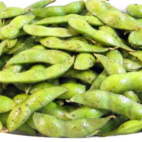 Roasted Edamame…Perfect for an Light Appetizer or Snack - 2 points plus