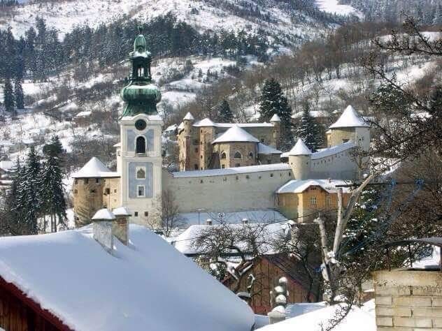 Europe, Banska Stiavnica, UNESCO