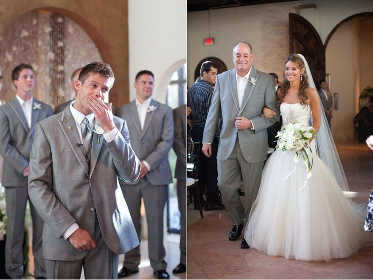 30 Grooms Crying Tears Of Joy After Seeing Their Bride For The First Time