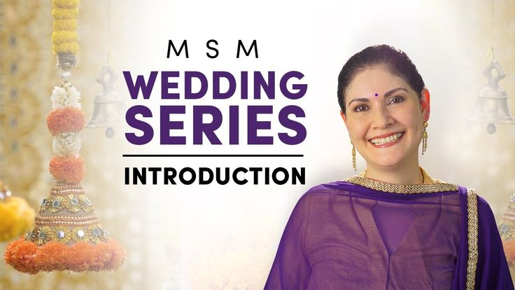 check out MSM Wedding Series |