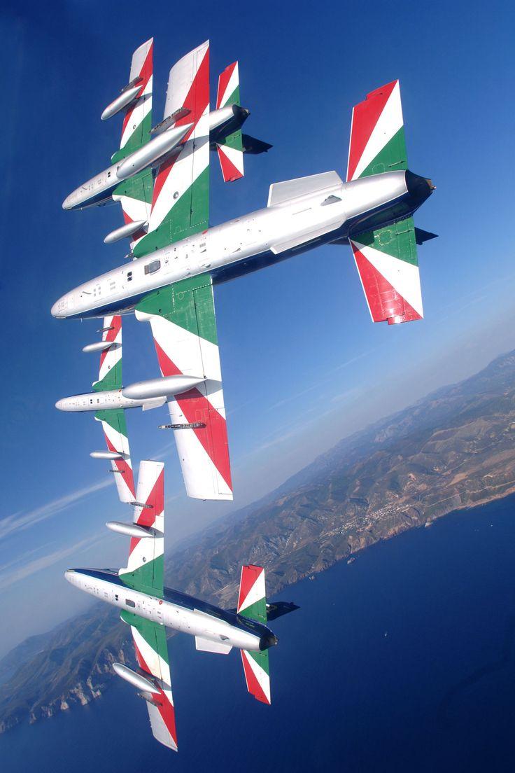 Le Frecce Tricolori - Aeronautica Militare Italiana