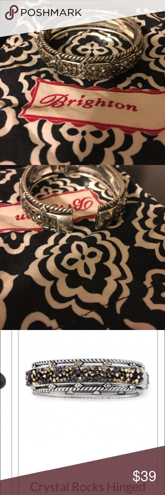 Brighton bangle bracelet Brighton clasping bangle bracelet Brighton Jewelry Bracelets