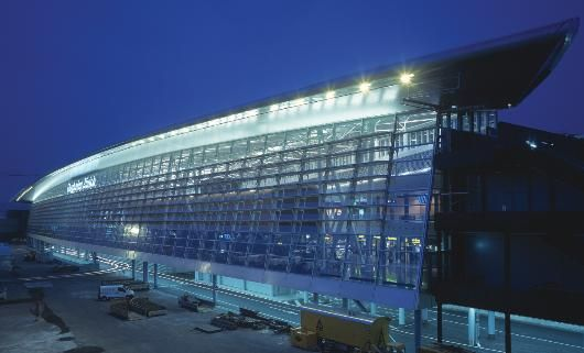 Zurich Airport - been there!