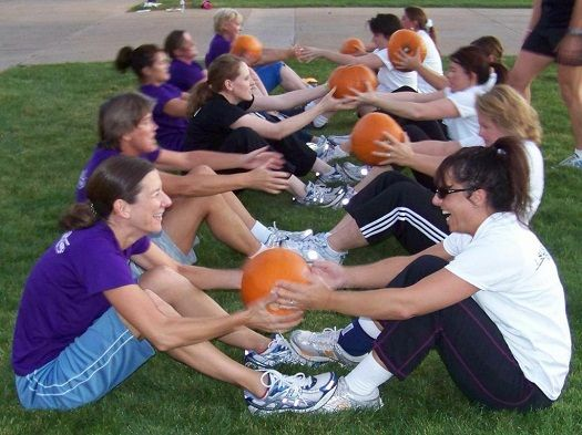Explore their choices for regular exercise and Womens fitness in Boot camps