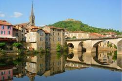Caussade, Tarn-et-Garonne Pop: 6,623