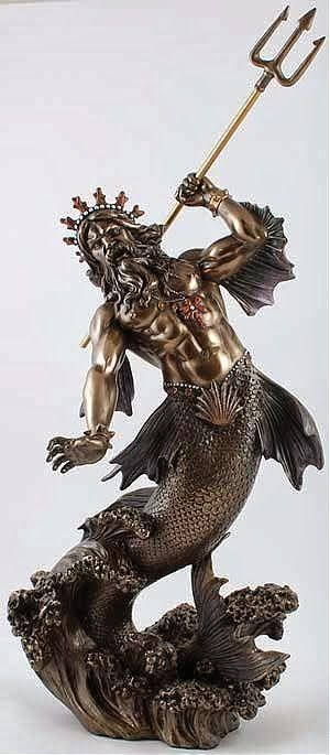 10 best Poseidon the Greek god of the sea and water images ...