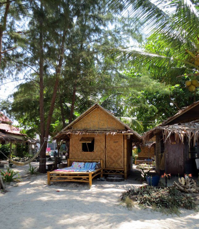 Carpentero Beach Huts Camping: 33 Best Images About Bamboo On Pinterest
