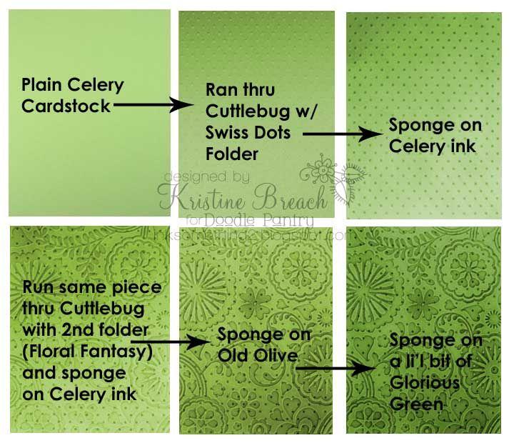 Embossing: Folder Ideas, Embossing Folder, Cards Ideas, Double Embossing, Embossing Experiment, Embossing Ideas, Cards Crafts, Dry Embossing, Add Color