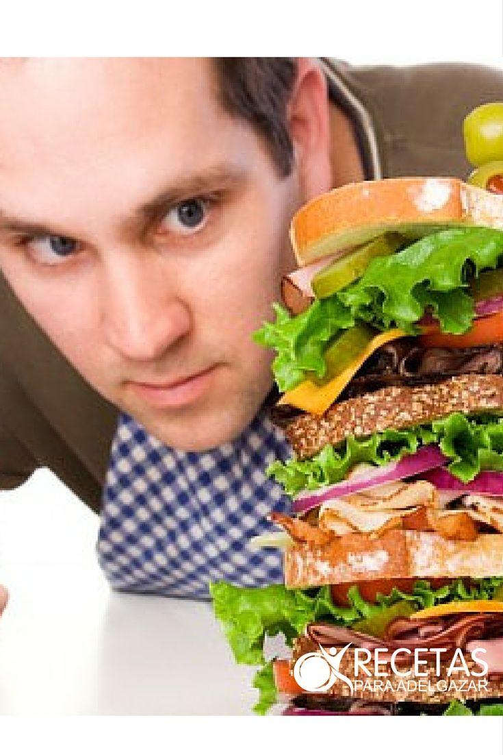 ¿Estás comiendo demás?¡Estás pueden ser las razones!#Consejos