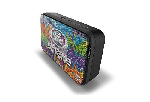 Cheap Otone 2.1 Compact Powerful Bass Bluetooth Wireless Desktop Portable Travel Home Audio Speaker with NFC - iPhone 7/6s/6/5/5s/5/4/SE/5c Samsung S7/S6/S5 Edge HTC M8/M9 One LG Nexus Sony Experia - Tablet iPad Air Mini Retina - Mac Macbook Pro Air Laptop (GRAFITI (EXTREME)) Best Selling