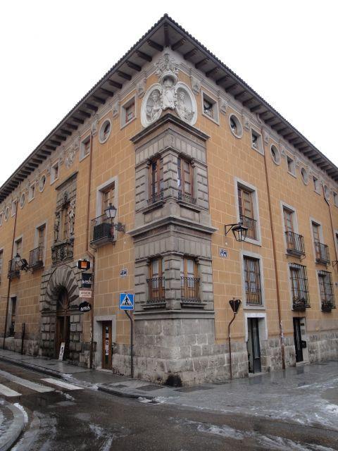 Palacio de los Marqueses de Valverde