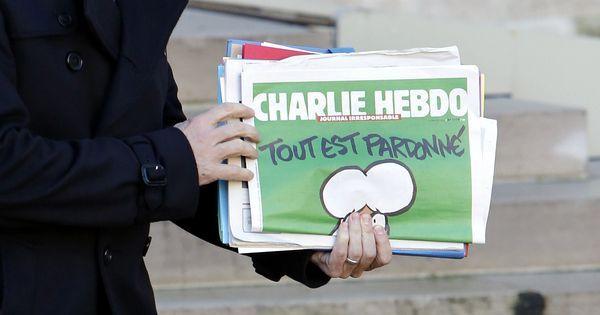 «Charlie Hebdo» absent des pays du Maghreb