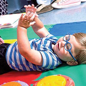 pediatric strengthening