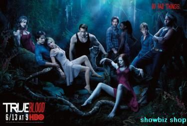 True Blood Tv Puzzle Fun-Size 120 pcs