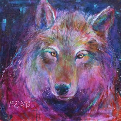 81 Best Animal Paintings Images On Pinterest Abstract