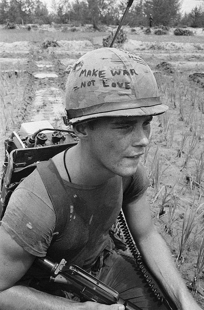 Pin On Vietnam War