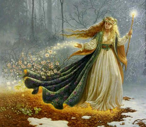 """Pagan Rites of Spring 