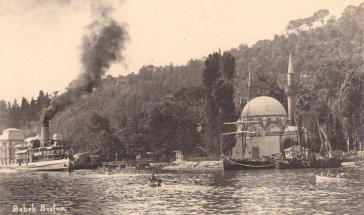 BEBEK 1900 LER MISIR KONSOLOSLUĞU (Hıdiva Sarayı) İNŞAAT HALİNDE