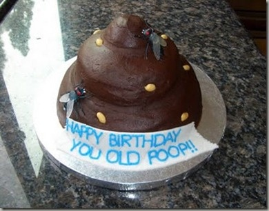 Funny cake!