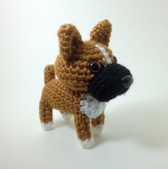 Crochet Dogs For Sale