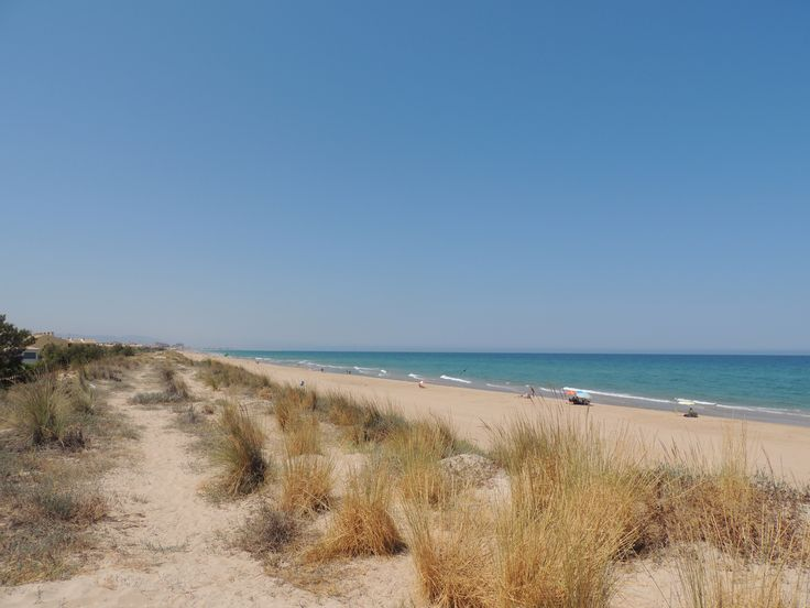 Playa de Oliva, Espana