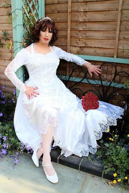 Trans Wedding Dress