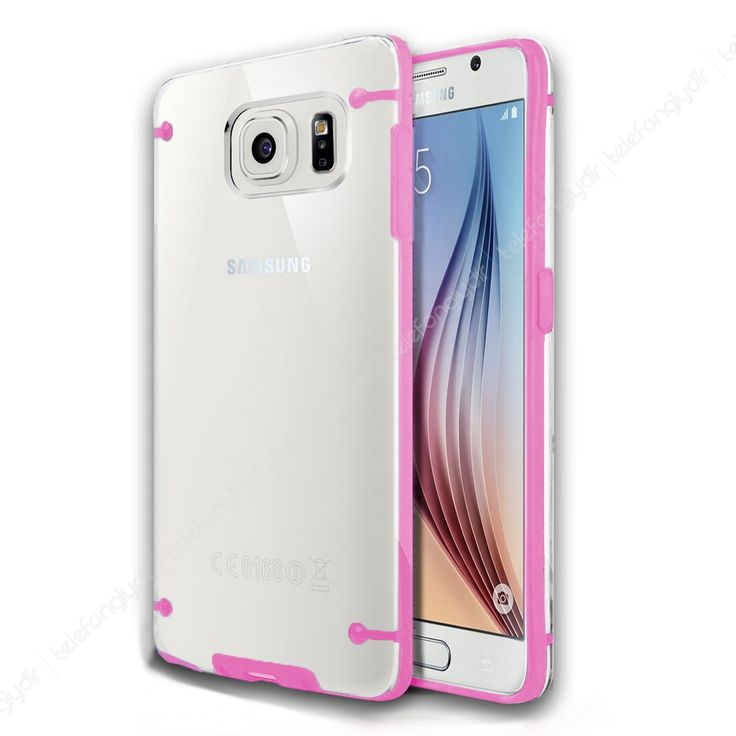 Samsung Galaxy S6 Lüks Pembe Plastik Bumper Kılıf http://www.telefongiydir.com.tr/samsung-galaxy-s6-luks-pembe-plastik-bumper-kilif-urun3855.html