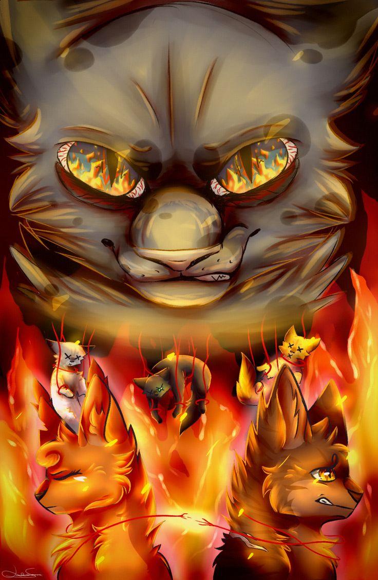 Pin by Ğłõřįå🖤 on Warrior cats in 2020 Warrior cats