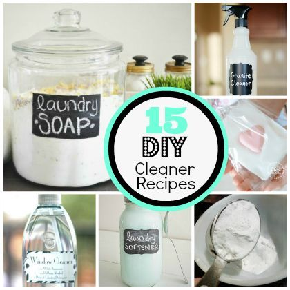 15 Easy Homemade Cleaner Recipes|Spoonful