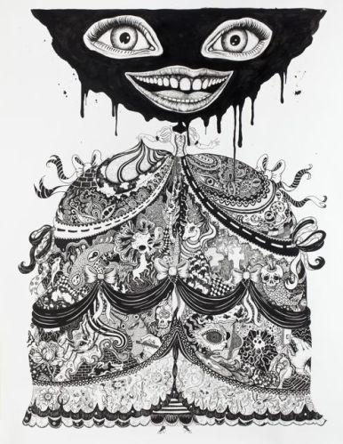By Julie Nord, danish artist