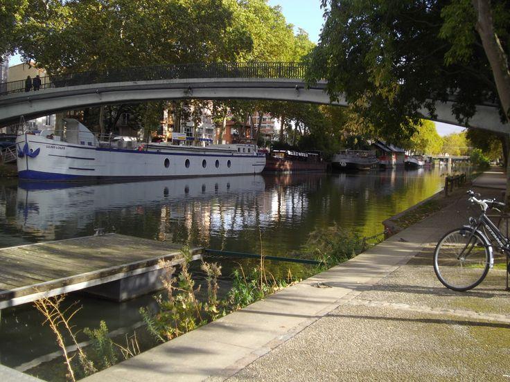 Canal du Midi -Toulouse Francia