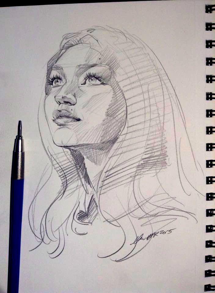 daily sketch 4082 by nosoart on DeviantArt
