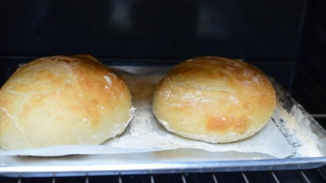 No Knead Bread | Mom's Dish