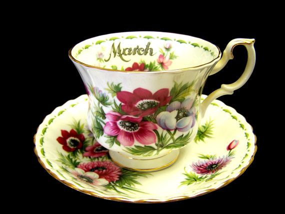 Flower of the Month - March