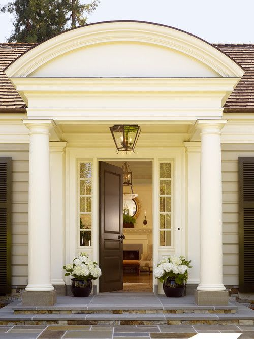 21 best images about rounded semi circular porticos on