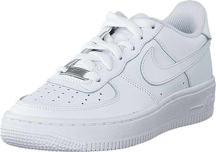 Köp Nike Air Force 1 (GS) White Vita skor  bf737ea1d872a