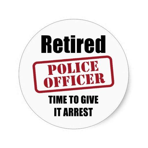Retired Police Officer