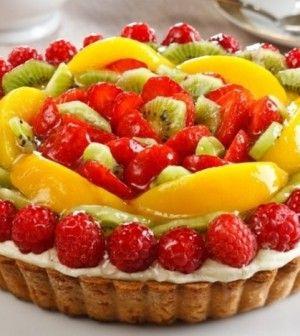 Las mejores recetas de postres con frutas están aquí. Son deliciosos y saludables!