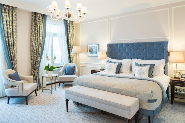 Fairmont Vier Jahreszeiten Hotel Interior Design | Hotel Design. Contract Furniture. Hospitality Design. #contractfurniture #hospitalityfurniture #hotelinteriordesign Discover our collection at: brabbucontract.com