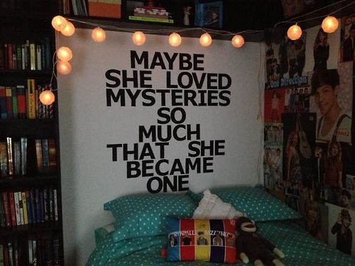 Theme Of Looking For Alaska: Wall Quotes Tumblr