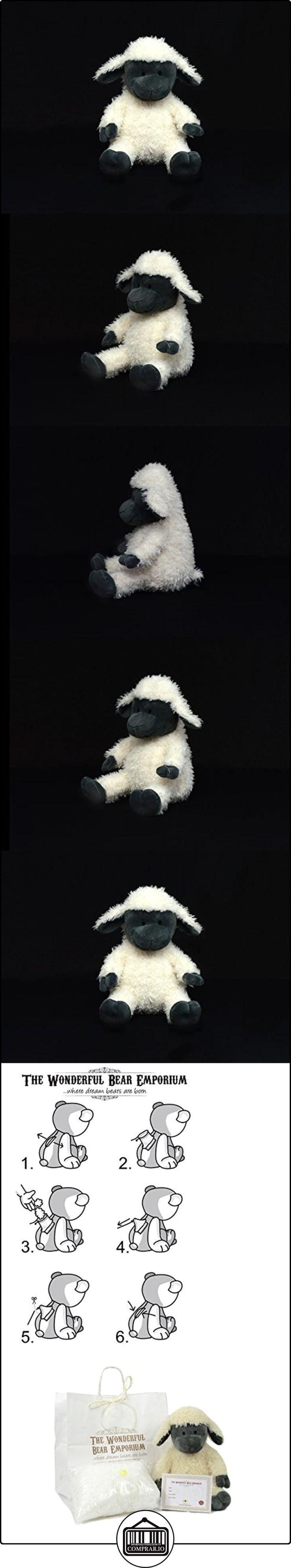 Cordero oso por el maravilloso Emporium-oveja de peluche oso de peluche oso de peluche ropa adapta Construir un oso  ✿ Regalos para recién nacidos - Bebes ✿ ▬► Ver oferta: http://comprar.io/goto/B01M4R1DSW