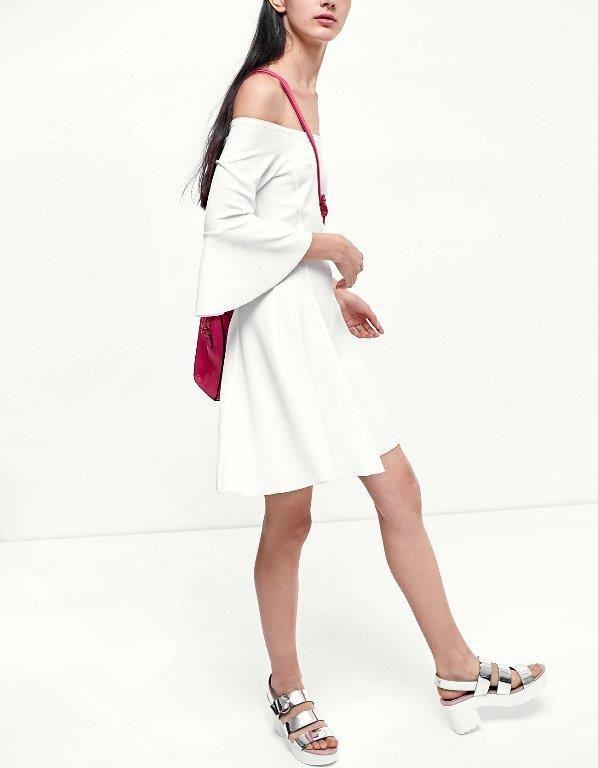 weiß Kurze Kleider, Unverzichtbare Kleidung für Frauen | Sexy und Schöne Kleider - Elegante Abendkleider - Part 46