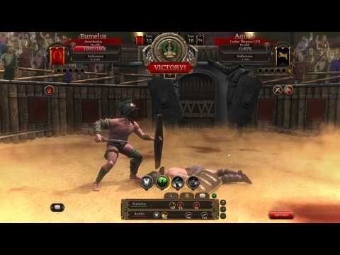 Gladiators Online [2015] RAW Death Before Dishonor 2 - Gladiators Online [Death Before Dishonor] is a Free to play Combat management MMO blood sport Game that makes players the owner of a gladiator team in ancient Rome