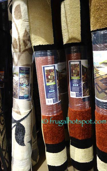 """Orian Rugs Easy Living Indoor/Outdoor Rug 7'10"""" x 12′. #Costco #FrugalHotspot"""