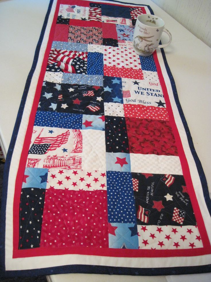 free july 4th quilt patterns