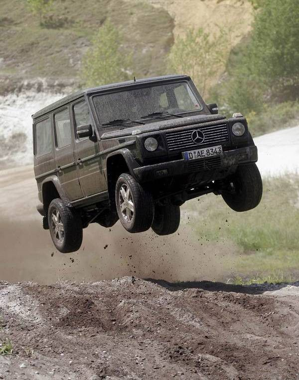 g ride mercedes g wagon offroad